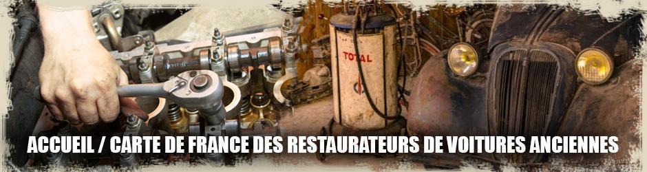 Voiture Ancienne Old Car Les Meilleurs Restaurateurs De France